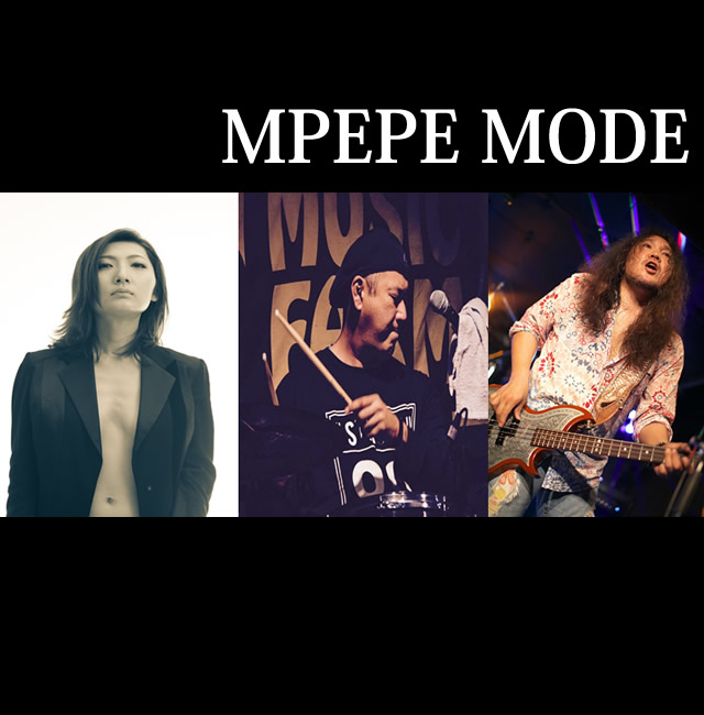 MPEPE MODE Live